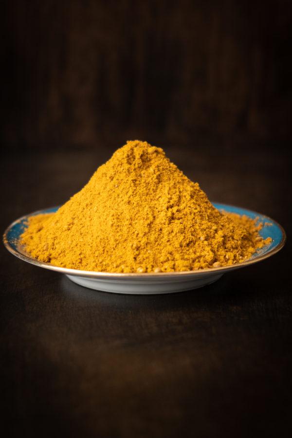 curry sans piment