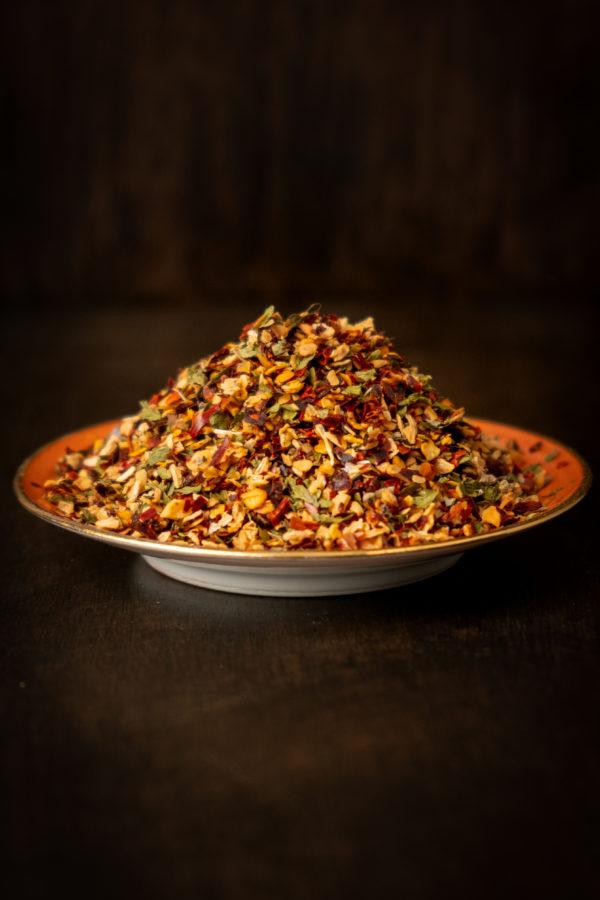 mélange épice pates